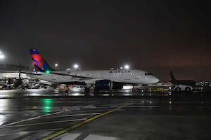 Delta Air Lines A220s take to the skies for first customer flights