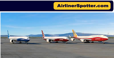 Boeing Jet Airliner Spotting Guide, How to Tell Boeing 7x7 Jetliners