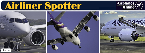 Airliner Spotter Home Page