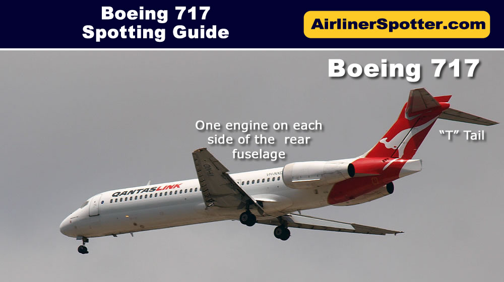 Boeing Jet Airliner Spotting Guide How To Tell Boeing 7x7