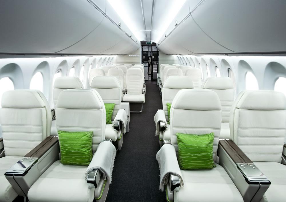 Bombardier C Series Airliners Cs100 Cs300 Spotting Tips