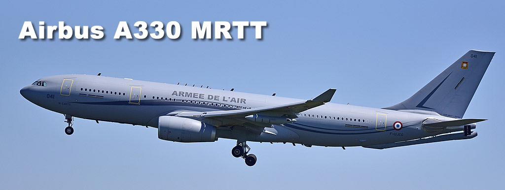 French Air Force Airbus A330 MRTT Phénix, Registration F-UJCG
