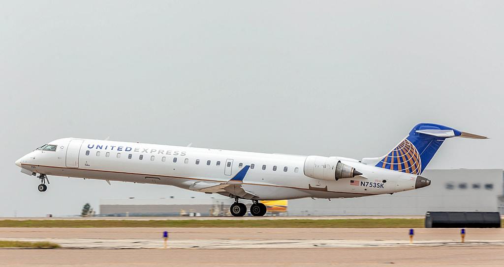 Bombardier CRJ Regional Jet, Spotting Tips, CRJ Series