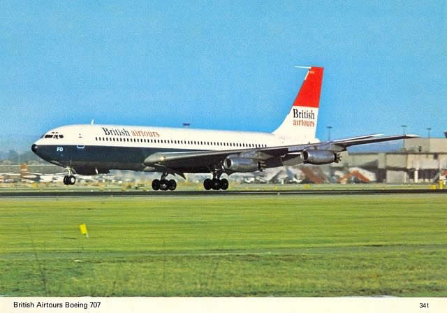 boeing 707 spotting guide tips for airplane spotters background rh airlinerspotter com LED Zeppelin Boeing 720 Boeing 720 Interior