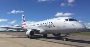 American Airlines Embraer E-Jet