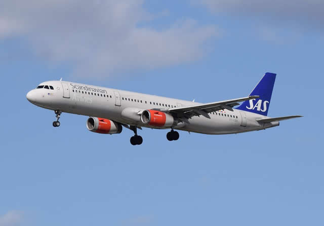 Scandinavian Airlines Airbus A321-200