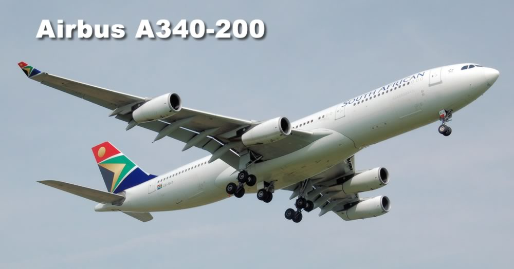 Spotting 4-Engine Jet Airliners, Tips for Airplane Spotters
