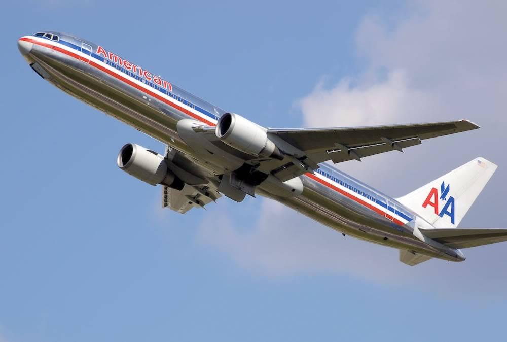 American Airlines Boeing 767-300-ER