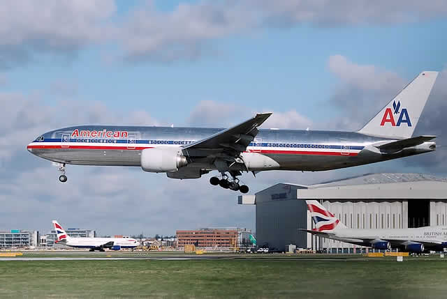 American Airlines Boeing 777-200