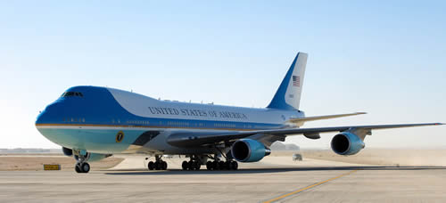 Boeing VC-25 - Air Force One - Modified 747